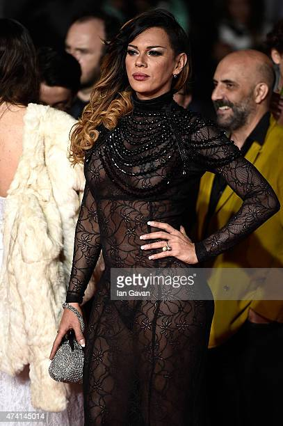 Stella Rocha attends the 'Love' Premiere during the 68th annual Cannes Film Festival on May 20 2015 in Cannes France
