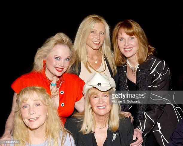 Stella Stevens Carol Connors Diane Ladd Pamela Hasselhoff and Mariette Hartley