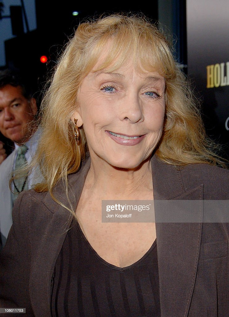 Stella Stevens during 'Hollywoodland' Los Angeles Premiere - Arrivals at Academy of Motion Picture Arts and Sciences in Beverly Hills, California, United States.