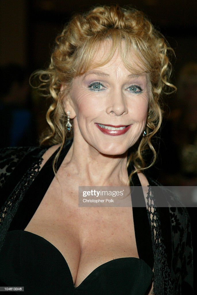 Stella Stevens during To Protect and to Serve at Century Plaza Hotel in Century City, CA, United States.