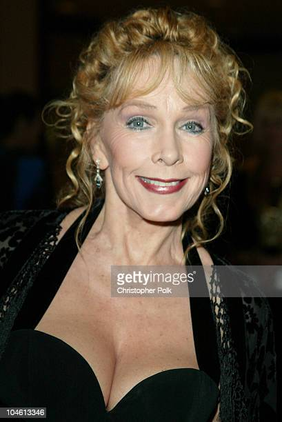 Stella Stevens during To Protect and to Serve at Century Plaza Hotel in Century City CA United States