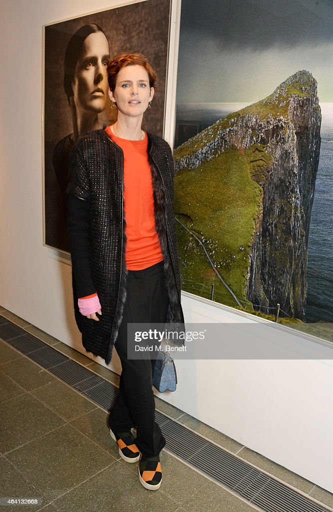 Pringle Of Scotland Fully Fashioned Exhibition And Autumn Winter 2015 Womenswear Runway Show