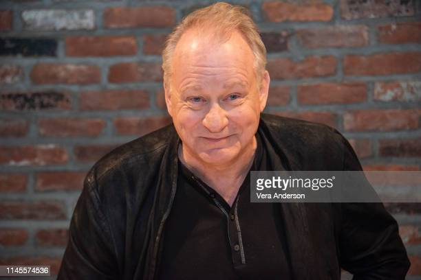 Stellan Skarsgard at the Chernobyl Press Conference at the Beekman Hotel on April 27 2019 in New York City