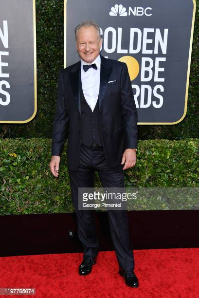 Stellan Skarsgard attends the 77th Annual Golden Globe Awards at The Beverly Hilton Hotel on January 05 2020 in Beverly Hills California