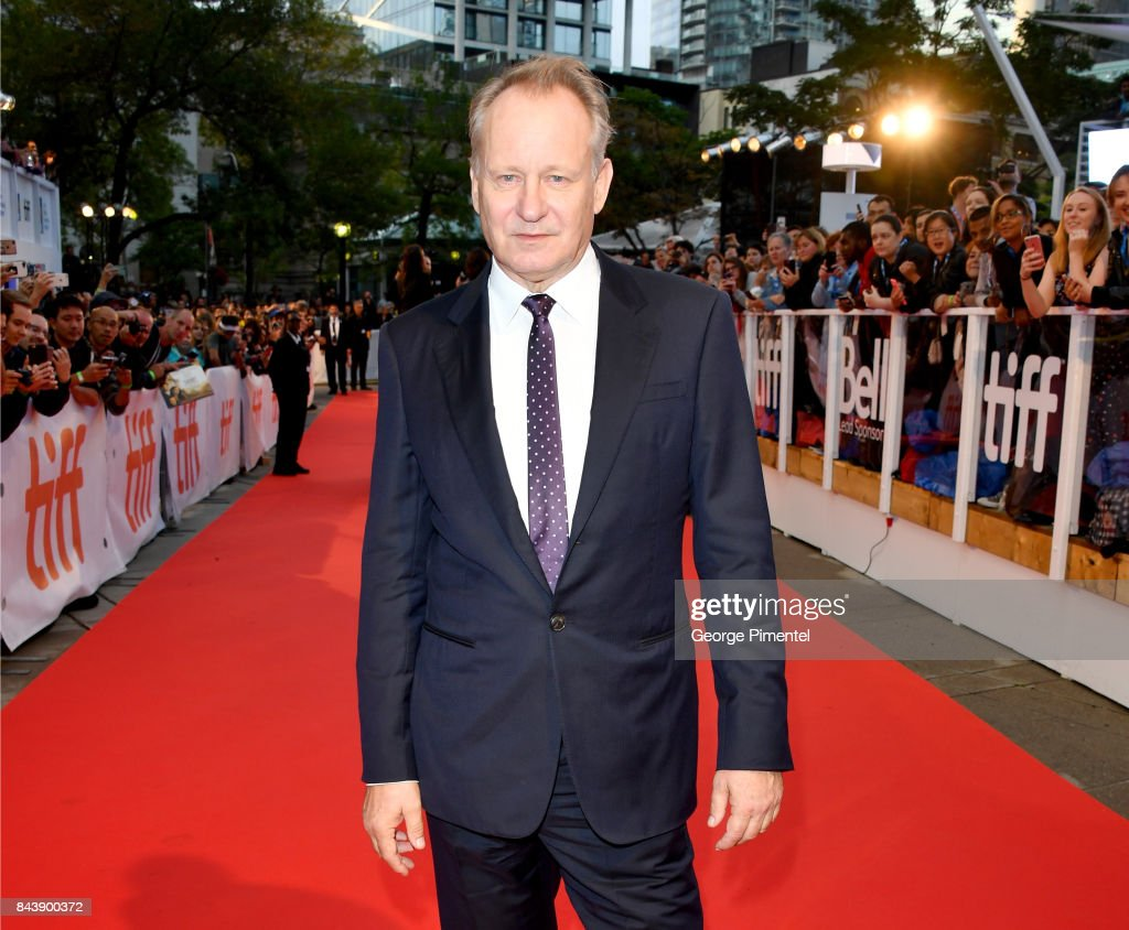 "2017 Toronto International Film Festival - ""Borg/McEnroe"" Premiere - Red Carpet"