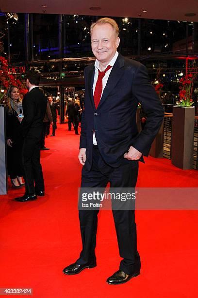 Stellan Skarsgard attends the 'Cinderella' Premiere 65th Berlinale International Film Festival on February 13 2015 in Berlin Germany