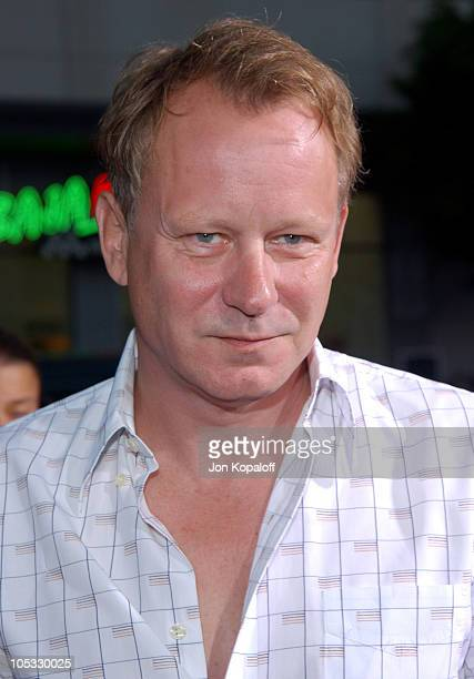 Stellan Skarsgard during Exorcist The Beginning World Premiere Arrivals at Grauman's Chinese Theatre in Hollywood California United States