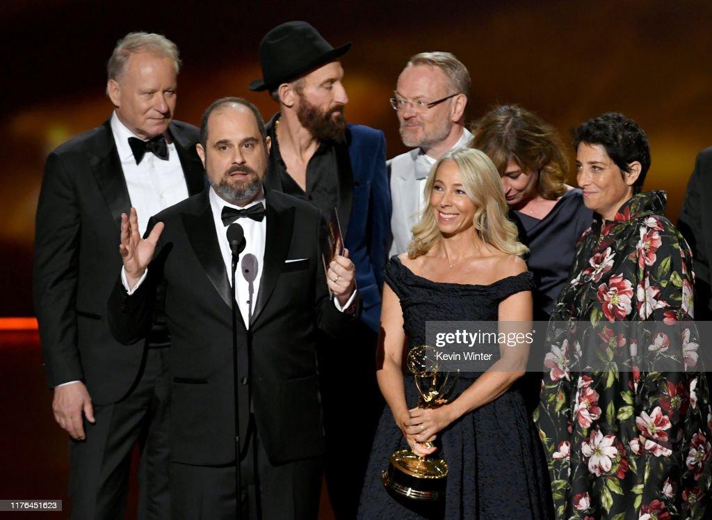 71st Emmy Awards - Show : Fotografia de notícias