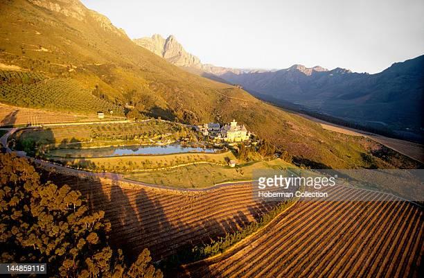 Stellenbosch Cape Wine Route South Africa