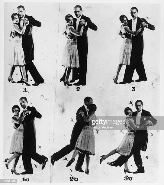 A step by step guide to dancing the Charleston