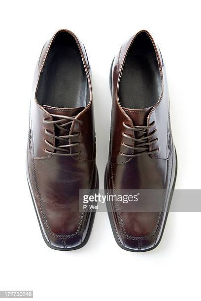 step in to a new career: shoes. - nette schoen stockfoto's en -beelden