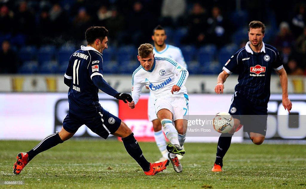 Arminia Bielefeld v FC Schalke 04  - Friendly Match