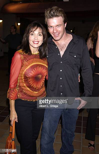 Stepfanie Kramer and Will Stewart during The Dogwalker Screening at The Laemmle Sunset 5 Theater in West Hollywood California United States