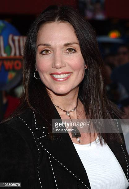 Stepfanie Kramer during Connie and Carla World Premiere at Universal Studios Cinema in Universal City California United States