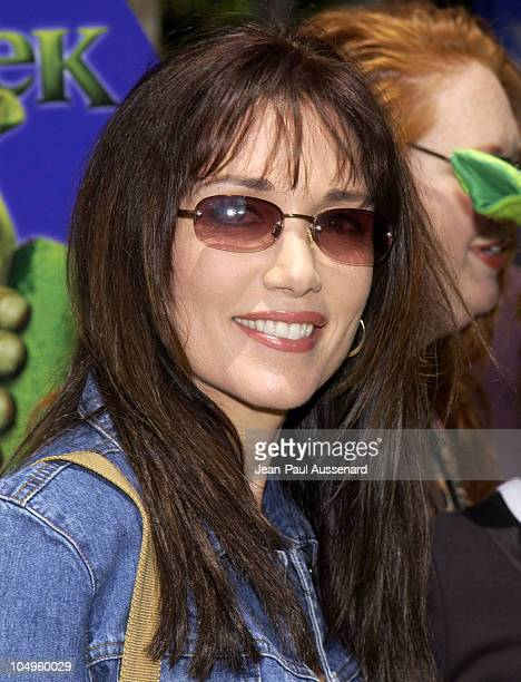 Stepfanie Kramer during Premiere of Shrek 4D Attraction at Universal Studios Hollywood Arrivals at Universal Studios in Universal City California...