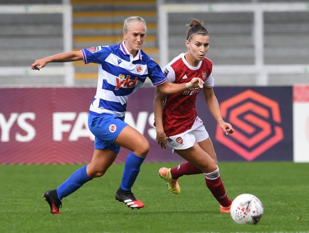 GBR: Arsenal Women v Reading Women: Barclays FA WSL