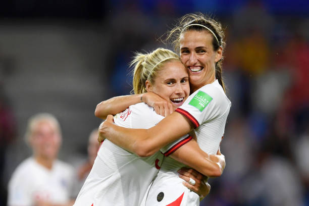 FRA: Norway v England: Quarter Final  - 2019 FIFA Women's World Cup France