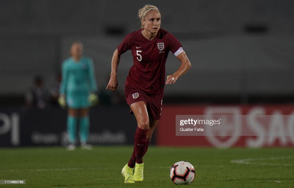 Portugal Women v England Women - International Friendly : News Photo