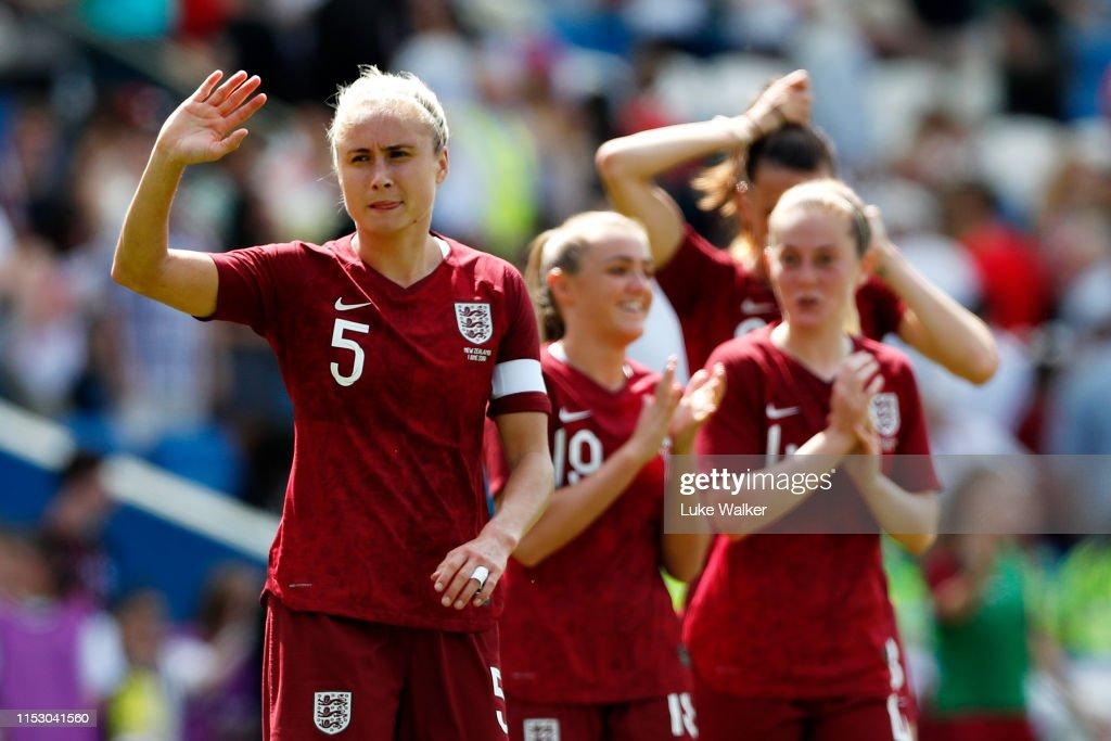 England Women v New Zealand Women - International Friendly : News Photo