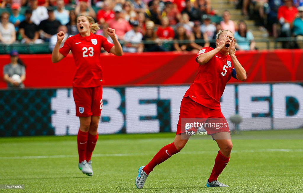 Germany v England: Third Place Play-off - FIFA Women's World Cup 2015
