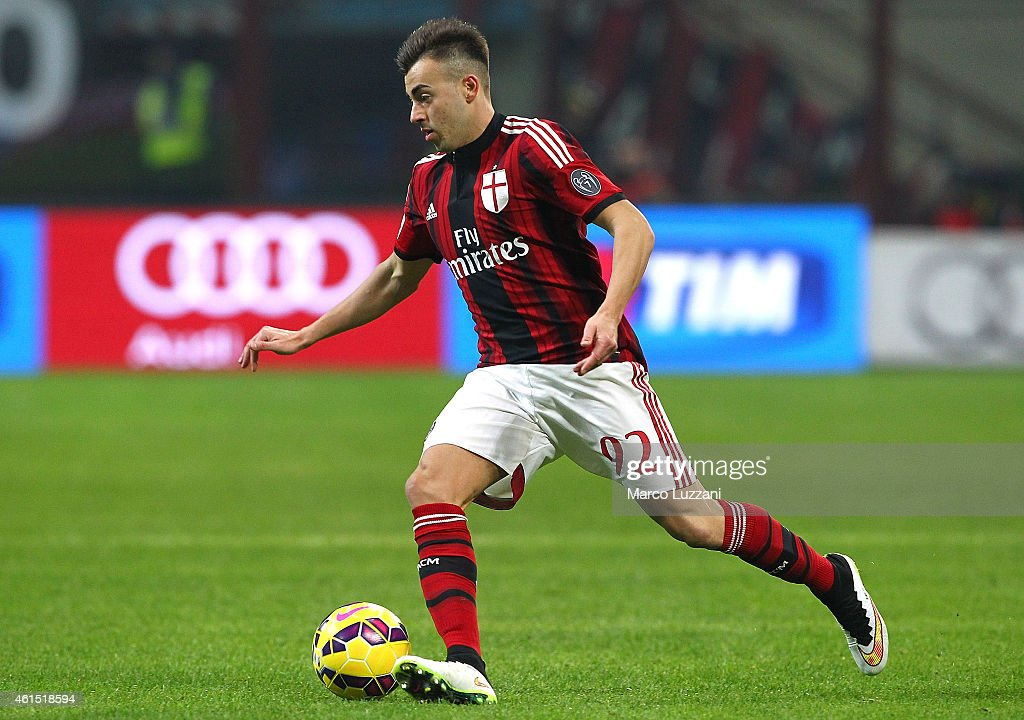 AC Milan v US Sassuolo Calcio - TIM Cup : News Photo