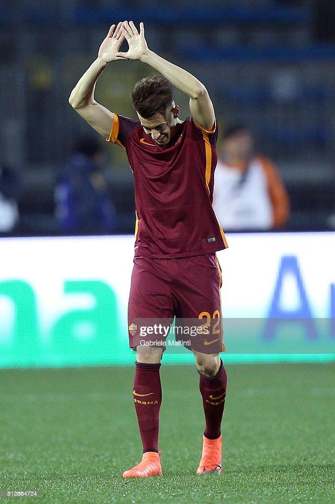 Empoli FC v AS Roma - Serie A