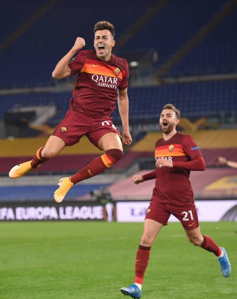 ITA: AS Roma v Shakhtar Donetsk - UEFA Europa League Round Of 16 Leg One