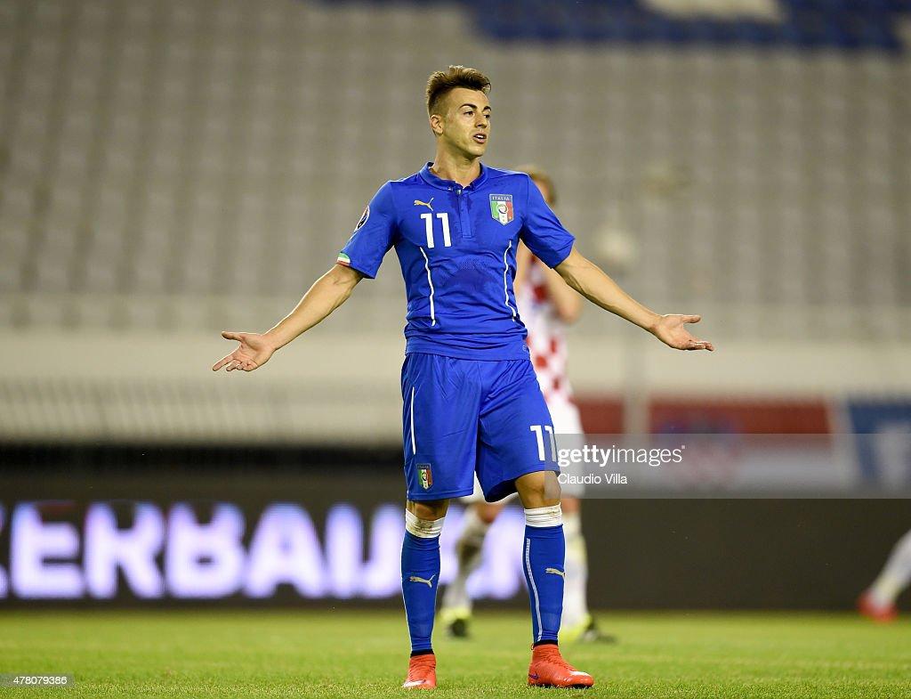 Croatia v Italy - UEFA EURO 2016 Qualifier