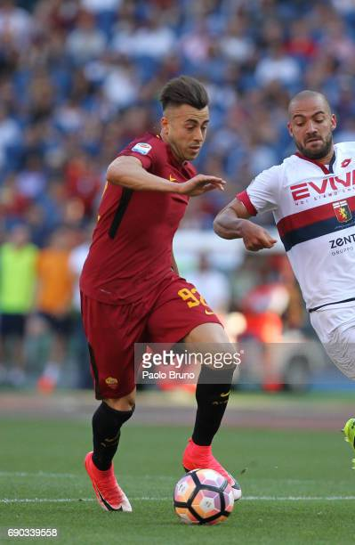 El shaarawy roma stock photos and pictures getty images stephan el sharaawy af as roma in action during the serie a match between as roma voltagebd Choice Image