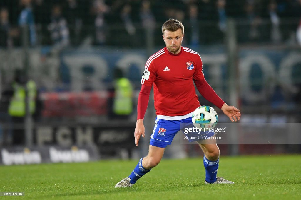 SpVgg Unterhaching v F.C. Hansa Rostock - 3. Liga : News Photo