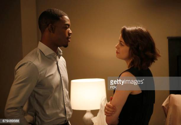 Stephan James and Conor Leslie in the 'Hour 5 Before the Storm' episode airing Wednesday April 19 on FOX