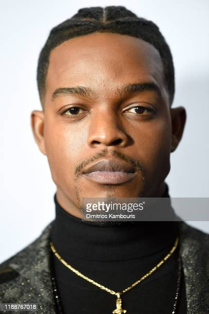Stephan James attends the 21 Bridges New York Screening at AMC Lincoln Square Theater on November 19 2019 in New York City
