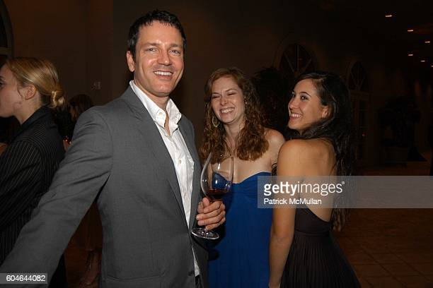 Stephan Jenkins Gillian Turner and Vanessa Carlton attend The RITZCARLTON GRAND CAYMAN Opening Gala at The RitzCarlton on January 6 2006 in Grand...