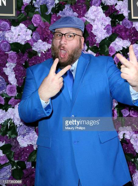 Stephan Krane attends The Griot Gala Oscars After Party 2019 at The District by Hannah An on February 24 2019 in Los Angeles California