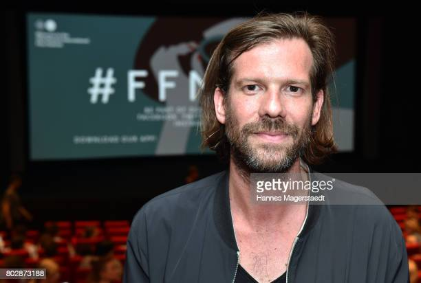 Stephan Lacant attends the 'Fremde Tochter' Premiere during Film Festival Munich 2017 at Arri Kino on June 28 2017 in Munich Germany