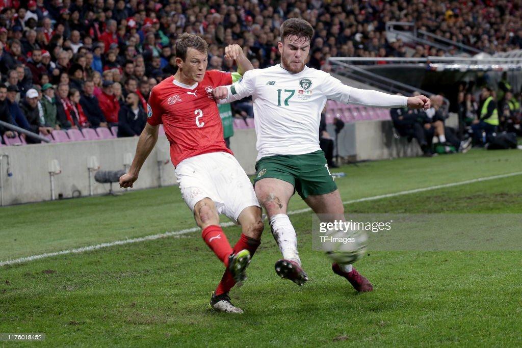 Switzerland v Republic of Ireland - UEFA Euro 2020 Qualifier : News Photo