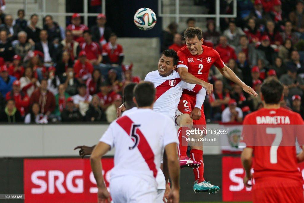 Switzerland v Peru - International Friendly : News Photo