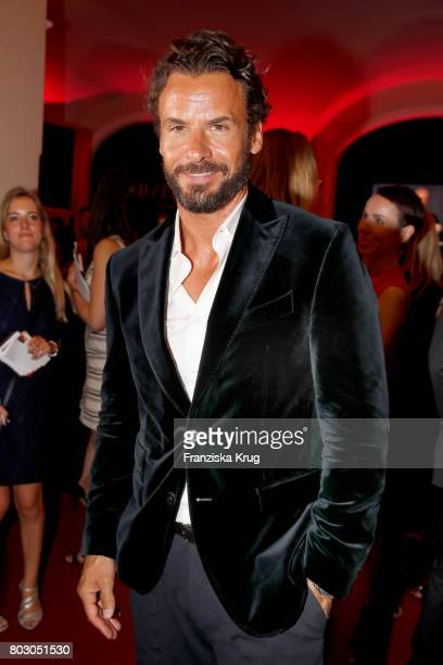 Stephan Luca attends the Emotion Award at Laeiszhalle on June 28 2017 in Hamburg Germany