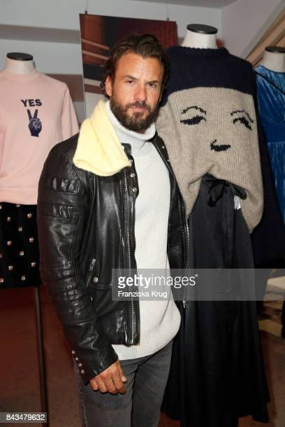 Stephan Luca attends the UZwei Store Opening on September 6 2017 in Hamburg Germany