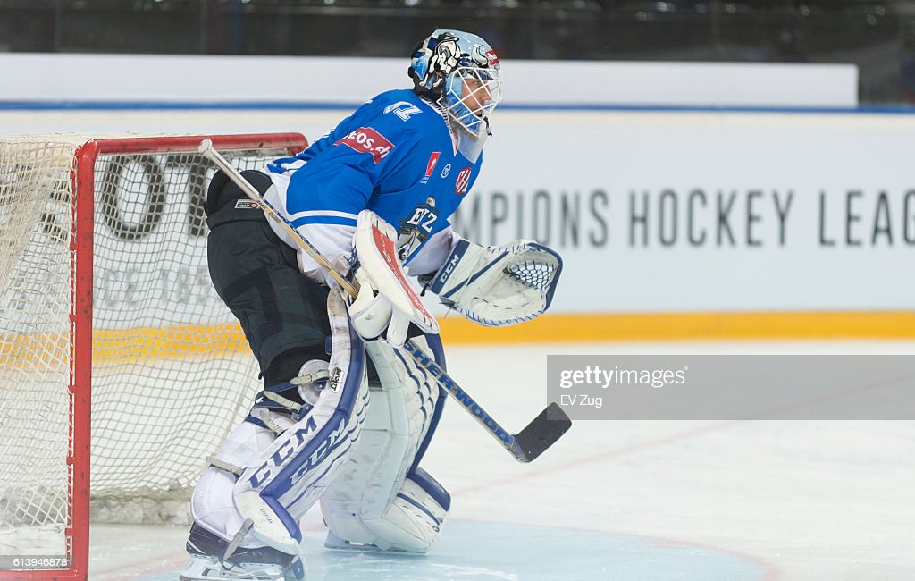 CHE: EV Zug v Eisbaren Berlin - Champions Hockey League