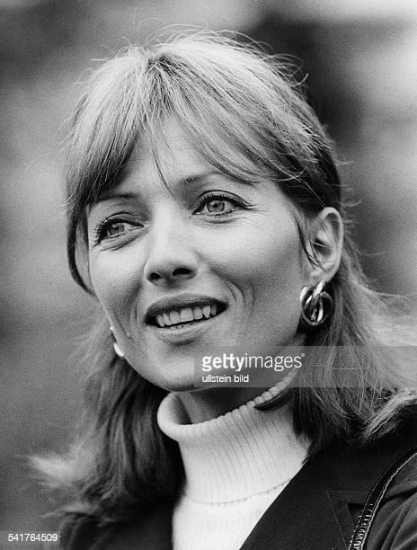 Stephane Audran * Schauspielerin FrankreichPorträt 1968