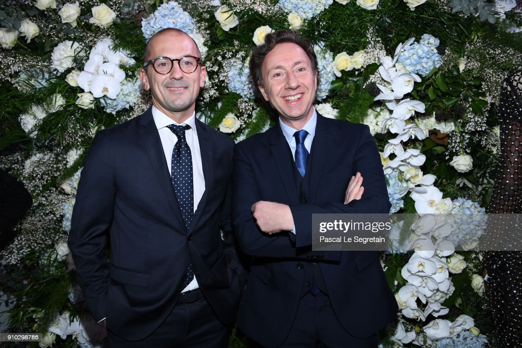 stephane-bern-and-his-hisband-lionel-attend-the-16th-sidaction-as-of-picture-id910298786