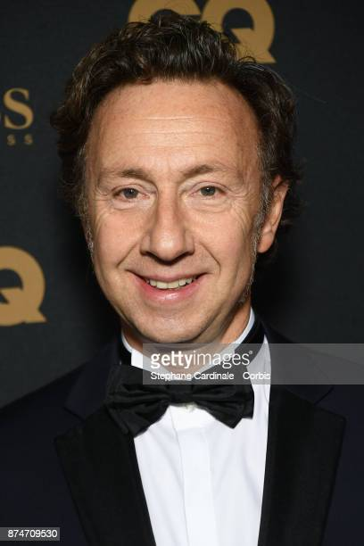 Stephane Bern attends the GQ Men Of The Year Awards 2017 at Le Trianon on November 15 2017 in Paris France