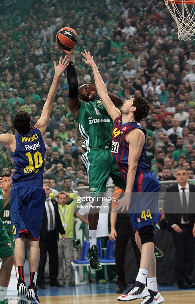 Panathinaikos Athens v FC Barcelona Regal - Turkish Airlines Euroleague