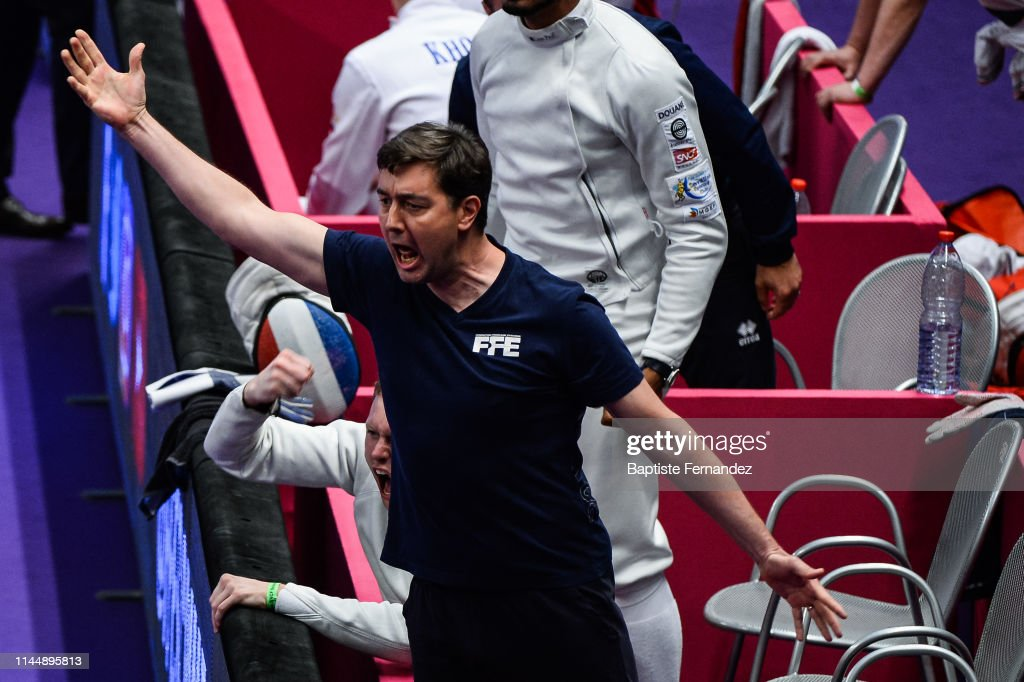 FRA: Challenge International of Paris Fencing 2019