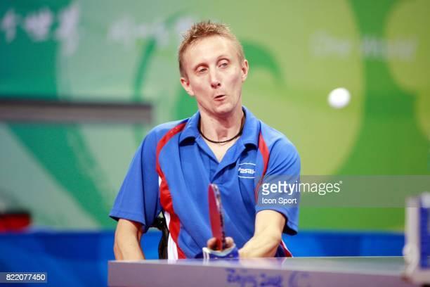Stephane MOLLIENS Tennis de Table Jeux Paralympiques de Pekin 2008