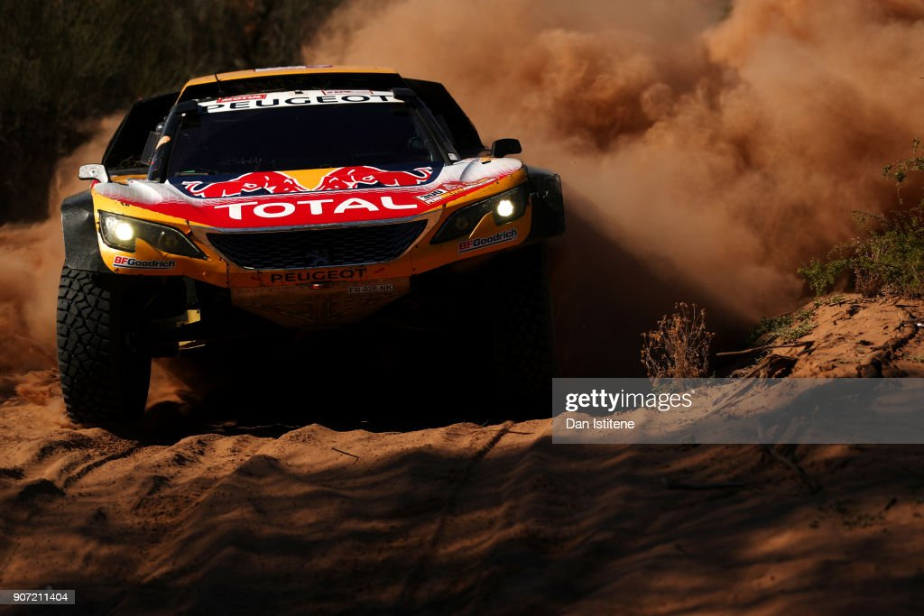 2018 Dakar Rally - Day Thirteen