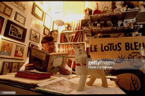 Stephane Steeman 'Tintin' Collector