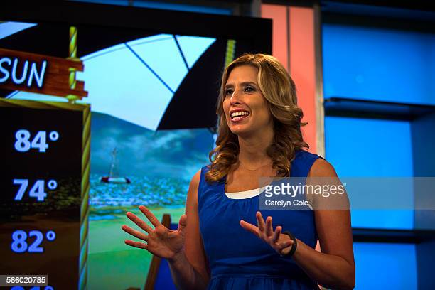 Stephanie Abrams is a correspondent for the Weather Channel based in New York Abrams is oncamera meteorologist and cohost of Wake Up with Al with Al...
