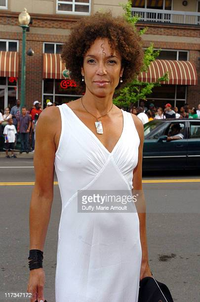 "Stephanie Allain during ""Hustle & Flow"" Memphis Premiere at Muvico Theater at Peabody Place in Memphis, Tennessee, United States."